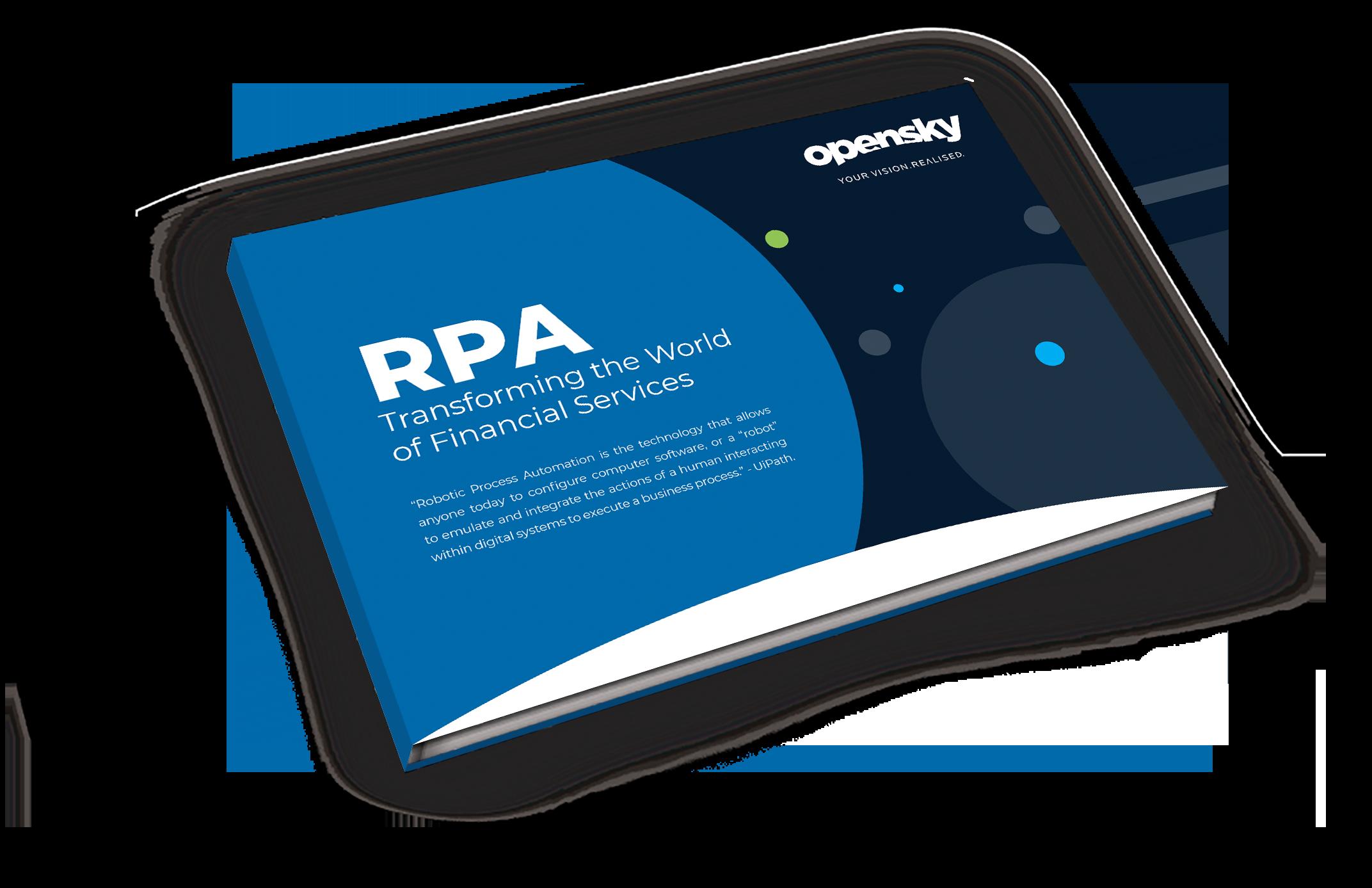 RPA eBook Image
